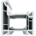 3-камерный профиль GRAIN 58